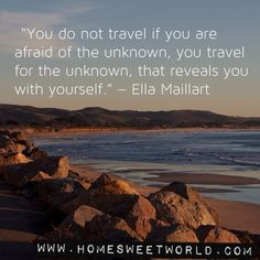 Ella Maillart | HOME SWEET WORLD