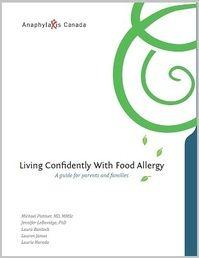 Consejos para una vida tranquila cuando tenemos alergia a los alimentos.