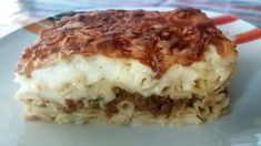 Lasagna, Grains, Rice, Pasta, Ethnic Recipes, Master Chef, Food, Essen, Meals