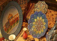 Persian enamel, illustration of spirituality  www.ifilmtv.com/English #iFilm