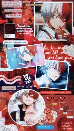 Wallpaper Animé, Anime Wallpaper Phone, Anime Backgrounds Wallpapers, Wallpaper Iphone Cute, Animes Wallpapers, Cute Wallpapers, My Hero Academia Shouto, My Hero Academia Episodes, Walpapers Cute