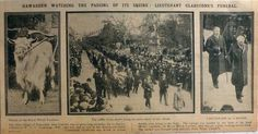 Funeral of Lt Gladstone, 1 RWF at Harden, North Wales. The public outcry about his body being brought home led to a ruling that all soldiers were to be buried overseas for the rest of the war. Gladstone, World War One, North Wales, Bury, Funeral, Soldiers, Public, Rest, Painting