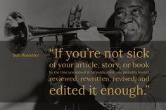 "Rebekah Love Dorris on Twitter: ""Write Like Jazz https://t.co/UJD6eTekak via @stevelaubeagent @bobhoss https://t.co/khs12pYfO8"""