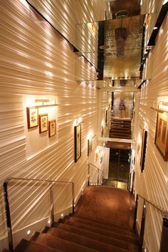 J Plus Boutique Hotel - Hong Kong Asia's first boutique hotel designed by celebrated French designer Philippe Starck,
