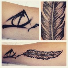 nice New Top 100 Harry Potter Tattoo | I hope @kirkshandrotattoo do not be mad at me.. I am posting this photo of your account, but I'm giving you all the credit!! It's awesome!! ❤ | http://4develop.com.ua/new-top-100-harry-potter-tattoo-2/