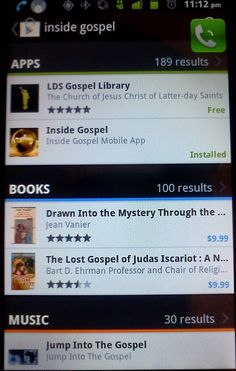 The #InsideGospelMobileApp is now available in ALL ANDROID APP MARKETS!! Download yours today!!