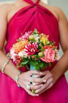 Virginia Wedding by Katy Carrier Events  Read more - http://www.stylemepretty.com/2010/10/15/virginia-wedding-by-katy-carrier-events/