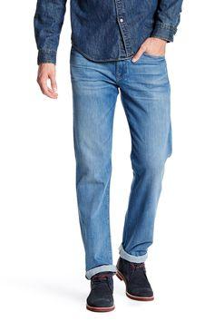 Standard Classic Straight Leg Jean