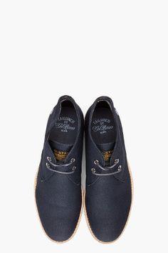G-STAR Denim Eton Chukka Boots #nattyguy #shoes #mensfashion
