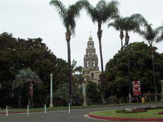 San Diego Calif  Balboa Park