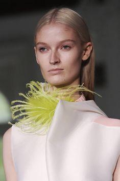 Thomas Tait at London Fashion Week Spring 2014