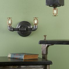Vintage Lighting, Industrial Lighting, and Repurposed Lighting | Made in Vermont