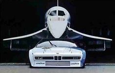 """""""M1 or CONCORDE? ⛽️ Why go faster than sound when you can drive an M1?  #bmwM1 #bmw #petrocamp"""""""