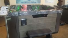 Coast Spas hot tub