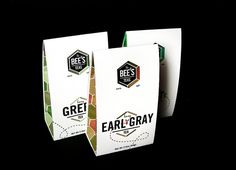 Tea Packaging Product Mockup by kit.macallister, via Flickr