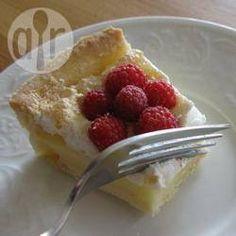 Masa para tarta dulce @ allrecipes.com.ar