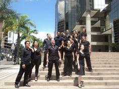 """Concierto """"Mestizo Criollo"""" Música Barroca Latinoamericana - Sala Cabrujas - Los Palos Grandes - 2012 - La Sarabanda"""