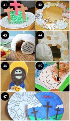 Fun Christ-Centered Easter Crafts for Kids
