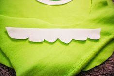Hester Way: Easy DIY Mike Wazowski Costume Diy Mike Wazowski Costume, Color Pop, Easy Diy, Diy Projects, Costumes, Dress Up Clothes, Fancy Dress, Handyman Projects, Handmade Crafts
