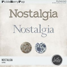 Nostalgia - Alphas By Laitha Art Studio