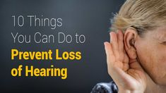 When people are young, loss of hearing isn't one of their biggest concerns. However, as people age, they begin to realize that they should have paid more attention to their ear health. Ears are a sensitive body part and should be treated with care to prevent hearing loss in later years. It doesn't take much to keep ears healthy, and these ten tips are a great starting point.