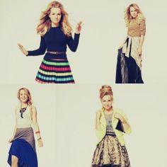 bridgit mendler( Love her outfits! So cute!)