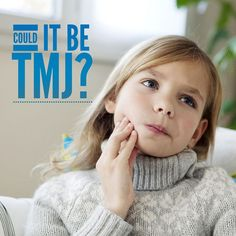 The temporomandibular joints called TMJ are the joints and jaw muscles that make it possible to open and close your mouth and there are several disorders that are associated with these joints. If you have chronic pain in your lower jaw area you could have a problem with this complex group of muscles and bones. If you have questions give us a call! - Crysal Lake Pediatric Dental | Crystal Lake IL | http://ift.tt/2ocOrXC