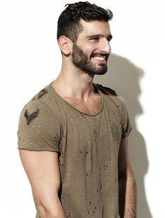 ♥Não faça a Barba! Faça Amor! ♥ papacitoooooo