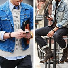 Whether you prefer a clean and classic look or an adventurous street style, layering is an essential part of looking good during the Fall / Winter season . The key to layering is to start with a ...