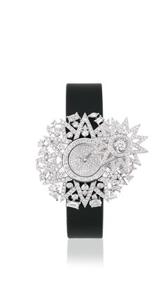 Search - Collections - Materials - Chanel Watches - Chanel Joaillerie