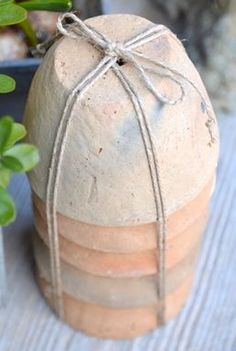 French pots - All About Gardens Potting Sheds, Potting Benches, Garden Pots, Herb Pots, Garden Sheds, Faux Plants, Clay Pots, Small Gardens, Flower Pots