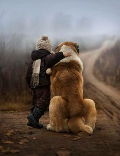 Any Journey Is Easy With A Friend