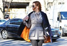 Jackets under coats