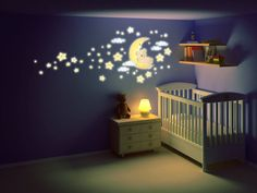 Wall decals fluo kids Wall stickers fluo di labandadelriccio