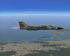 Lakenheath England f 111 | FSX Shadowsix Lakenheath F-111 Pig HUD Project