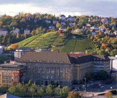 Stuttgart, Germany I was born here:) I will go back to visit one day!