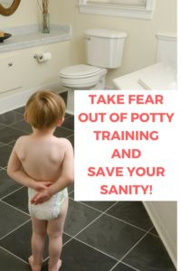 if your toddler won't potty train here are some surefire potty training tips for toddlers!