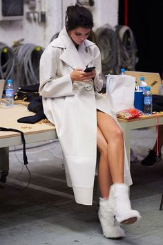 Kendall Jenner - Fendi Fall/Winter 2015 Ad Campaign                                                                                                                                                                                 More