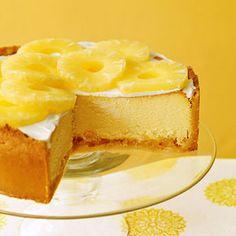 Cheesecake-Pineapple