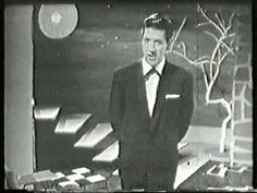 """Michael Holliday """"Starry Eyed"""" 29 January 1960 UK Number 1 for 1 week Old Music, Music Music, Dance Music, Michael Holliday, Uk Number 1, Starry Eyed, January, Songs, Live"""