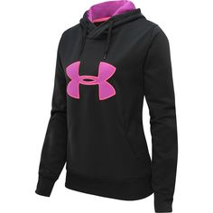 Under Armour Women's Armour Fleece Storm Big Logo Hoodie...i gave this one!!!