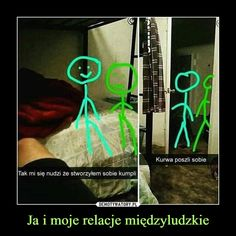 Ja i moje relacje międzyludzkie – Funny Mems, Haha Funny, Funny Cute, True Memes, Funny Relatable Memes, Why Are You Laughing, I Dont Know Anymore, Im Stupid, English Memes