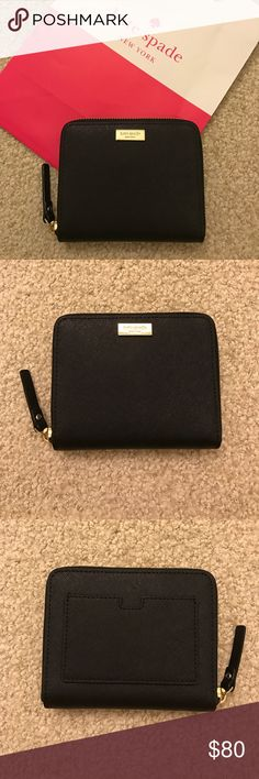 Kate Spade wallet Brand NEW and NO trades please kate spade Bags Wallets