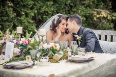 Wicked Fairytales Themed Inspiration Shoot by Anne Edgar Photography Rustic Wedding Reception, Wedding Table Flowers, Flower Centerpieces, Flower Decorations, Table Decorations, Stunning Photography, Wedding Photography, Floral Arrangements, Floral Design