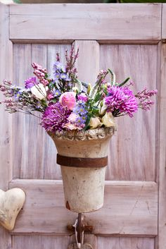 This is a lovely bright flower arrangement for a wedding. These flowers in a vase at home would also look amazing! Flower Vases, Flower Arrangements, Bright Flowers, Wedding Flowers, Planter Pots, Amazing, Home Decor, Glitter Flowers, Floral Arrangements