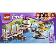NEW! Lego FRIENDS Set 3063 HEARTLAKE FLYING CLUB Crab Bird Flower RETIRED Sealed   eBay