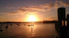 Arrecife, sunset http://www.ebooking.com/en/lanzarote/hotels/
