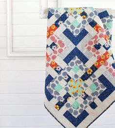 All in Knots Quilt Pattern