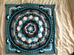 Ravelry: Stitchglitch's Sophie's Universe CAL - Colours of Rows listed