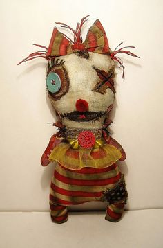 Truffle the Clown   Flickr - by JunkerJane a.k.a Catherine Zacchino